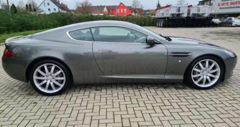 Aston martin DB9 V12 5.9L Gris occasion à Boulogne-Billancourt - photo n°3