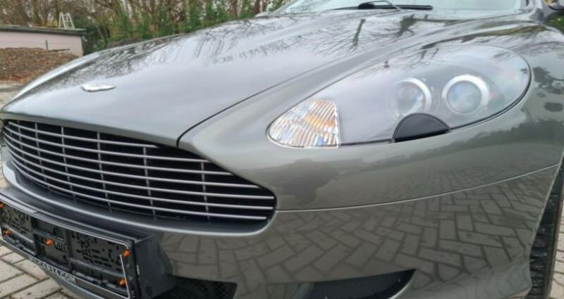 Aston martin DB9 V12 5.9L Gris occasion à Boulogne-Billancourt - photo n°4