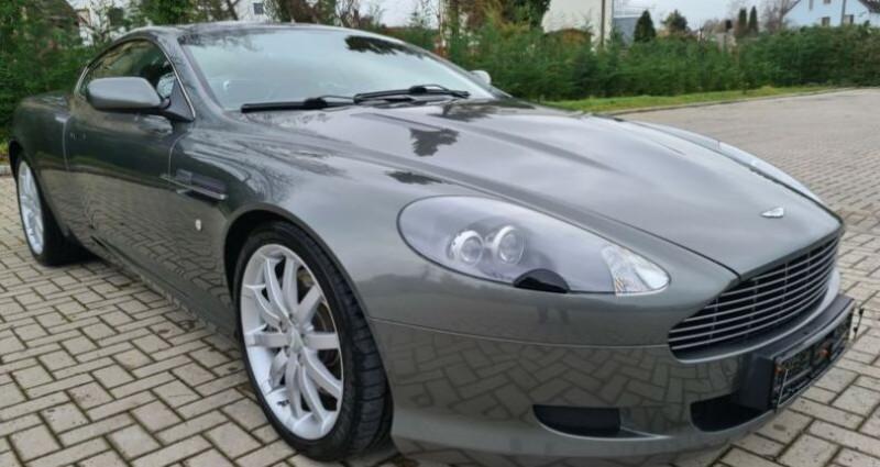 Aston martin DB9 V12 5.9L Gris occasion à Boulogne-Billancourt - photo n°2