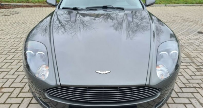 Aston martin DB9 V12 5.9L Gris occasion à Boulogne-Billancourt - photo n°5