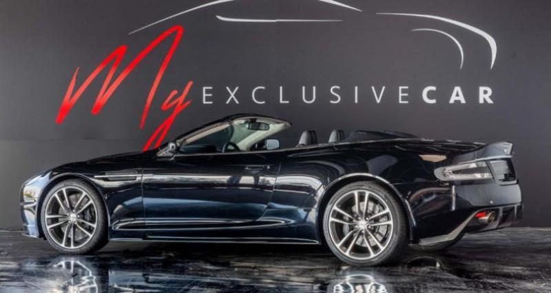 Aston martin DBS Volante V12 Carbon Black Edition - Historique 100% ASTON, Révisée 41 Noir occasion à LISSIEU - photo n°4