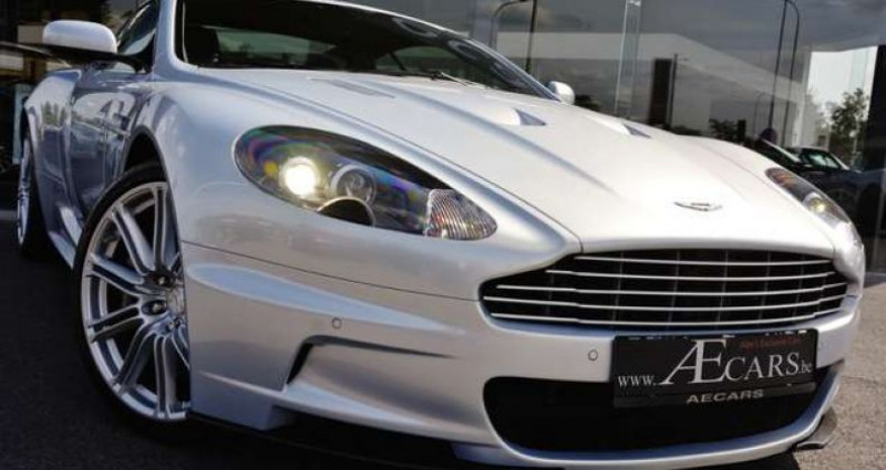 Aston martin DBS - TOUCHTRONIC - FULL HISTORY - 1 OWNER Gris occasion à IZEGEM - photo n°2