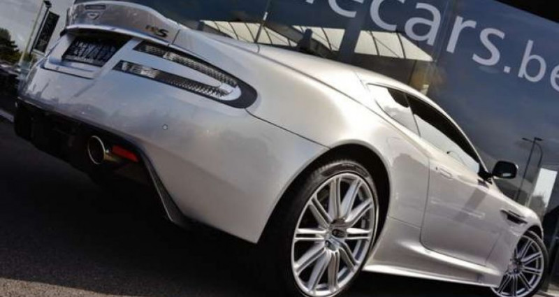 Aston martin DBS - TOUCHTRONIC - FULL HISTORY - 1 OWNER Gris occasion à IZEGEM - photo n°4
