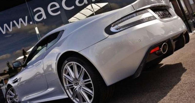 Aston martin DBS - TOUCHTRONIC - FULL HISTORY - 1 OWNER Gris occasion à IZEGEM - photo n°5