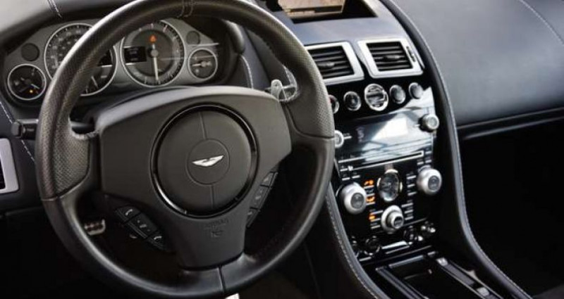 Aston martin DBS - TOUCHTRONIC - FULL HISTORY - 1 OWNER Gris occasion à IZEGEM - photo n°6