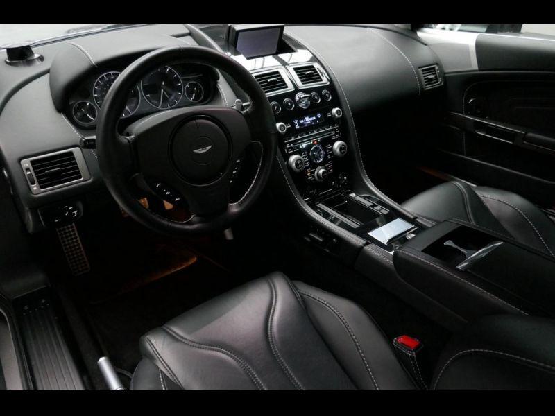 Aston martin DBS 6.0 V12 Gris occasion à BEAUPUY - photo n°2