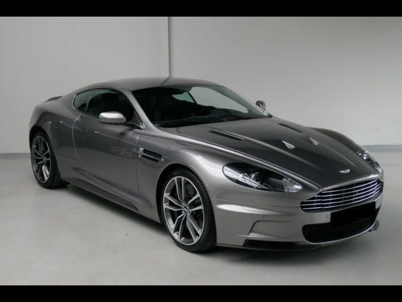 Aston martin DBS 6.0 V12 Gris occasion à BEAUPUY - photo n°9