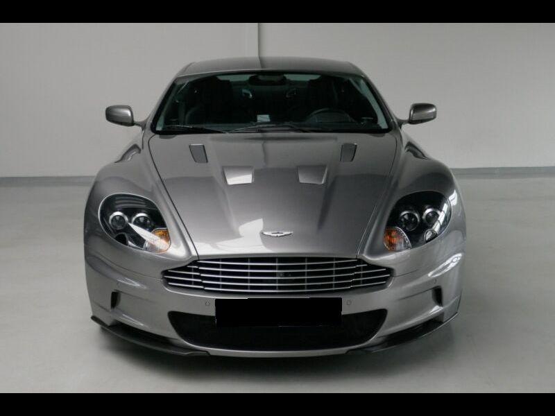 Aston martin DBS 6.0 V12 Gris occasion à BEAUPUY - photo n°8