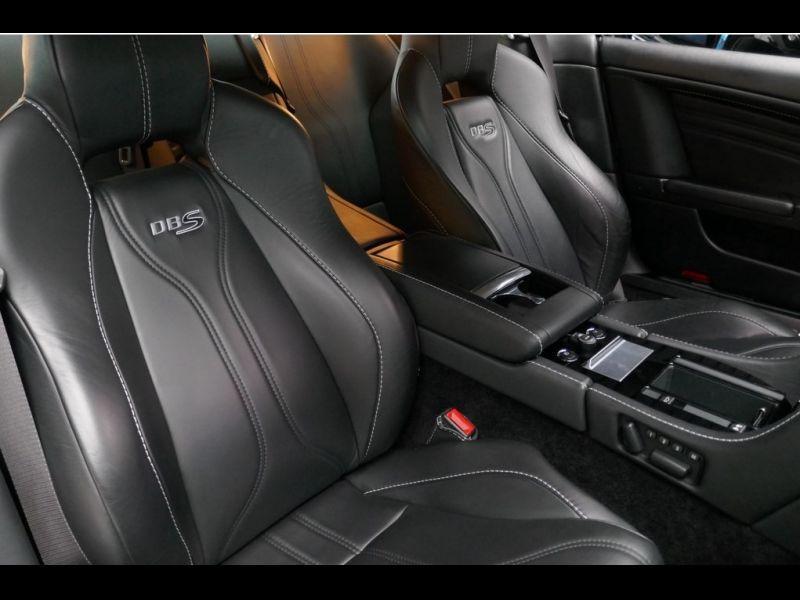 Aston martin DBS 6.0 V12 Gris occasion à BEAUPUY - photo n°6