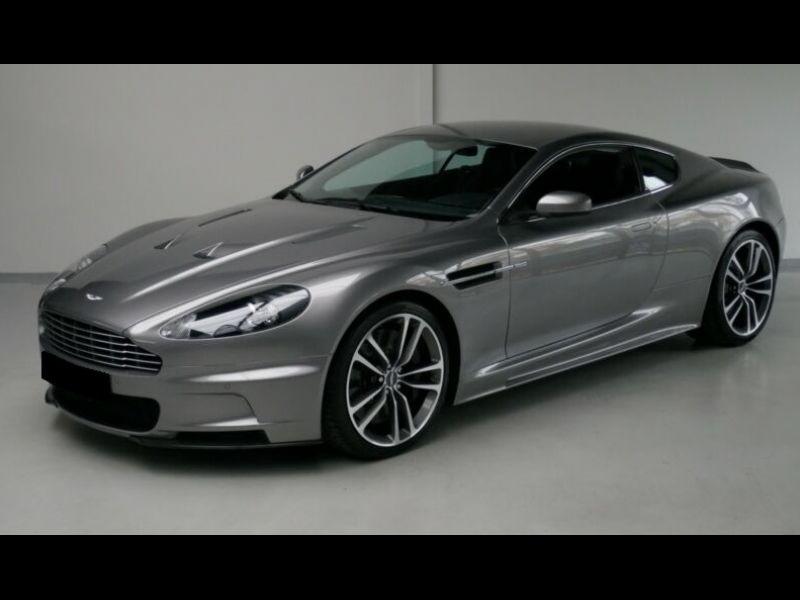 Aston martin DBS 6.0 V12 Gris occasion à BEAUPUY