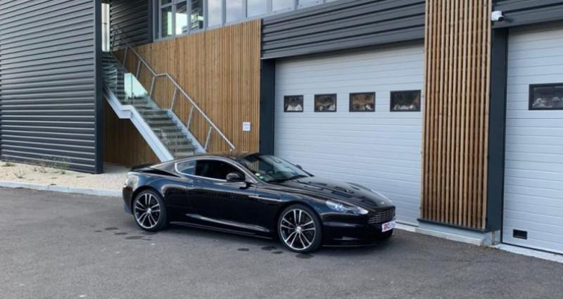 Aston martin DBS Carbone black edition  occasion à Eguilles - photo n°7