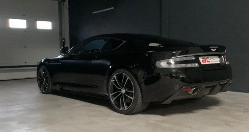 Aston martin DBS Carbone black edition  occasion à Eguilles - photo n°2