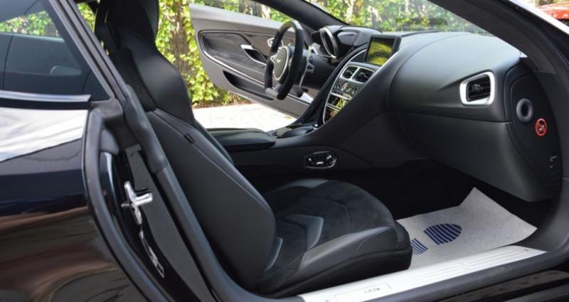 Aston martin DBS Superleggera 5.2i V12 725ch 1 MAIN !! 6.200 km !! Noir occasion à Lille - photo n°6