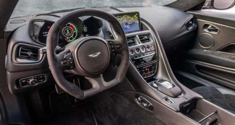Aston martin DBS Superleggera  occasion à MONACO - photo n°7
