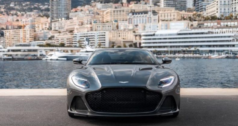 Aston martin DBS Superleggera  occasion à MONACO - photo n°4