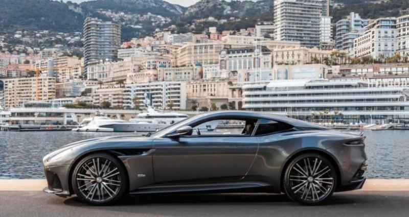 Aston martin DBS Superleggera  occasion à MONACO - photo n°2