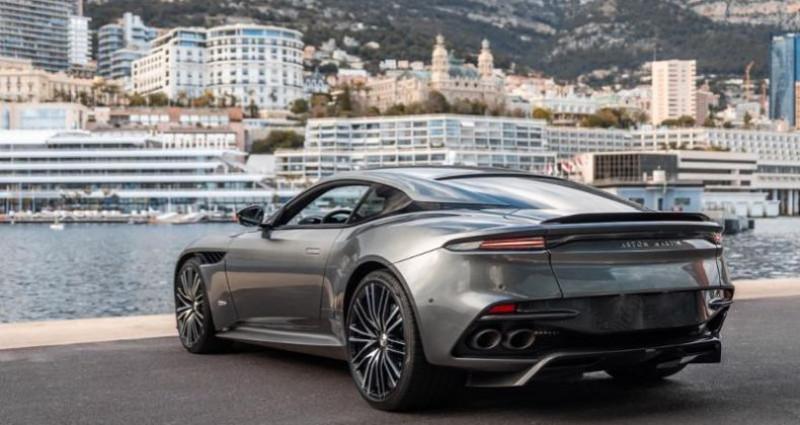 Aston martin DBS Superleggera  occasion à MONACO - photo n°3