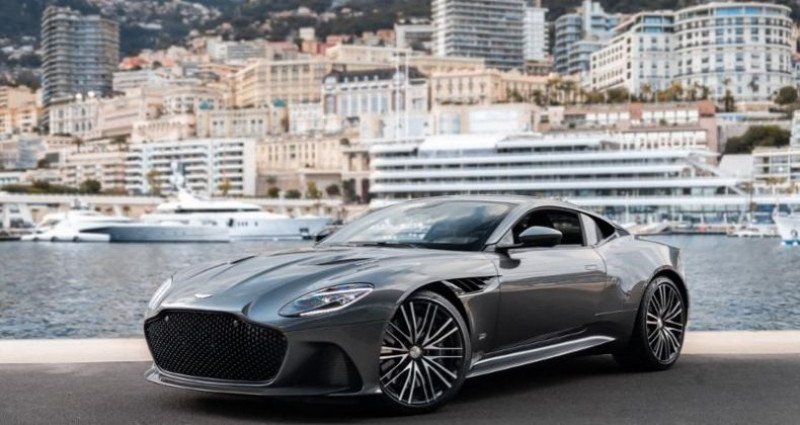Aston martin DBS Superleggera  occasion à MONACO