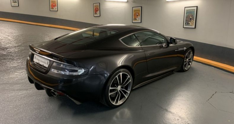 Aston martin DBS Touchtronic Gris occasion à Neuilly-sur-Seine - photo n°5