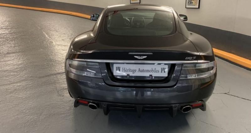 Aston martin DBS Touchtronic Gris occasion à Neuilly-sur-Seine - photo n°4