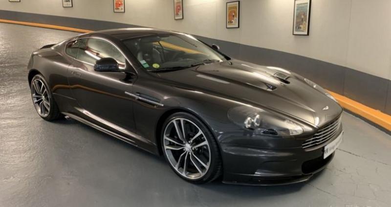 Aston martin DBS Touchtronic Gris occasion à Neuilly-sur-Seine - photo n°6