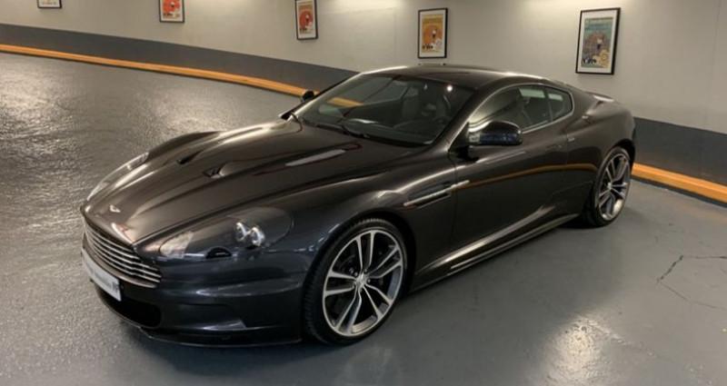 Aston martin DBS Touchtronic Gris occasion à Neuilly-sur-Seine