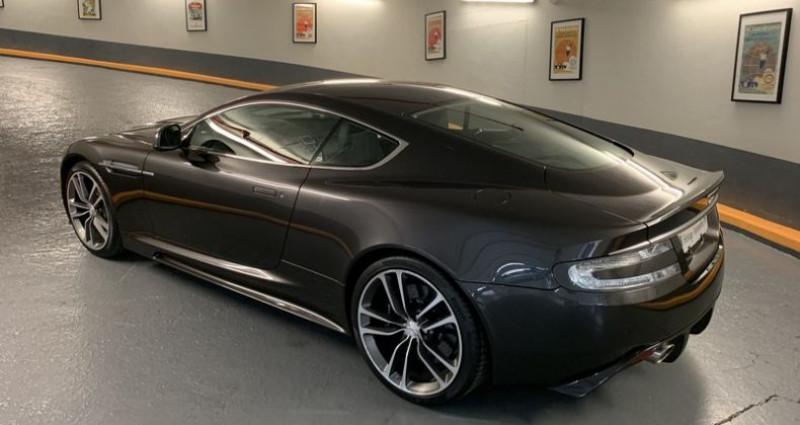 Aston martin DBS Touchtronic Gris occasion à Neuilly-sur-Seine - photo n°2