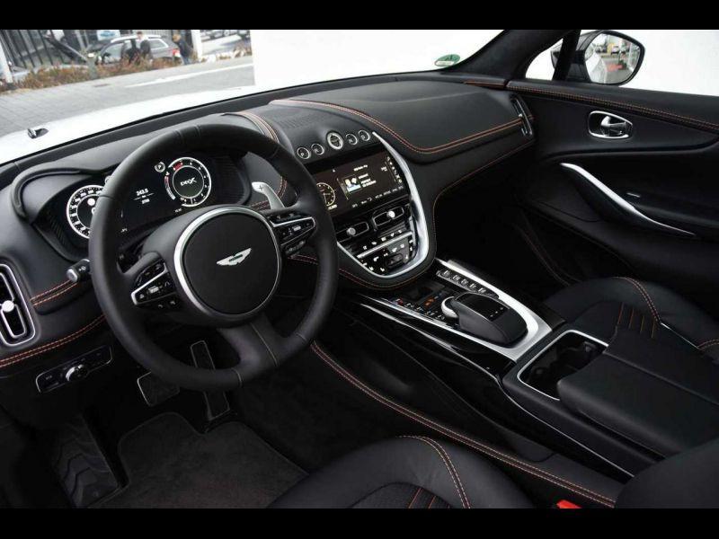 Aston martin DBX 4.0 V8 Bi-Turbo Blanc occasion à BEAUPUY - photo n°6