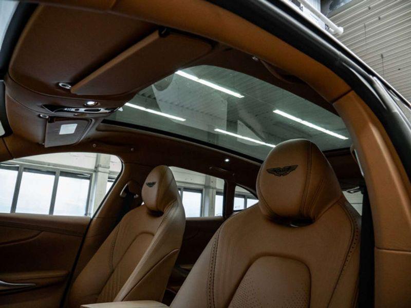 Aston martin DBX 4.0 V8 Bi-Turbo Noir occasion à BEAUPUY - photo n°6
