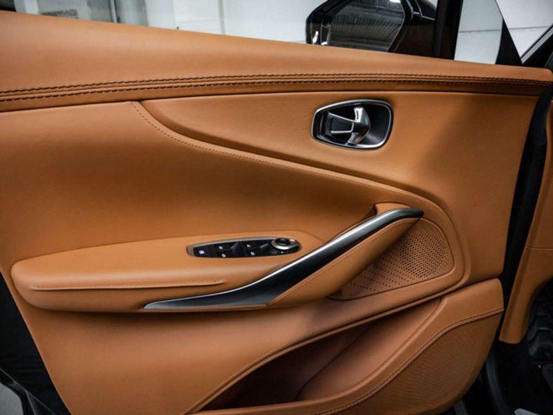 Aston martin DBX 4.0 V8 Bi-Turbo Noir occasion à BEAUPUY - photo n°5