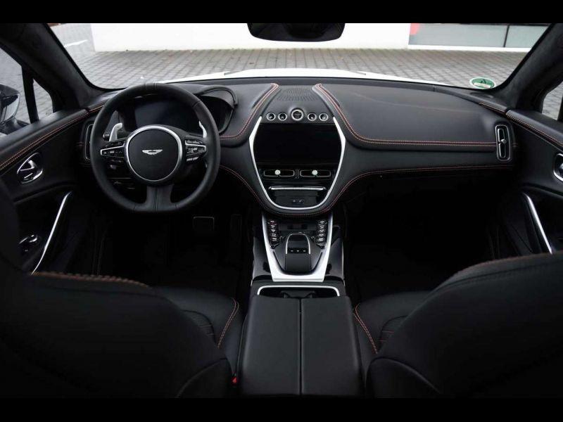 Aston martin DBX 4.0 V8 Bi-Turbo Blanc occasion à BEAUPUY - photo n°2