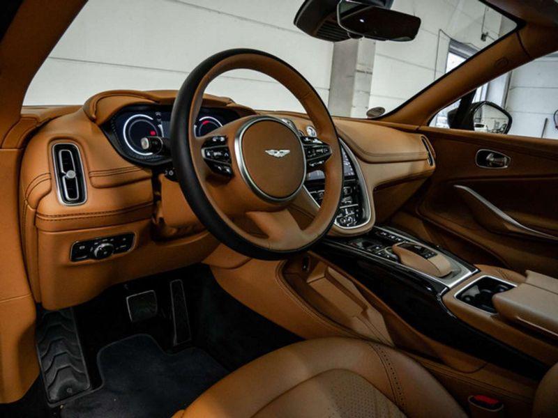 Aston martin DBX 4.0 V8 Bi-Turbo Noir occasion à BEAUPUY - photo n°4