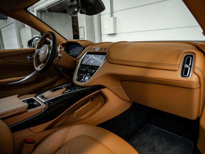 Aston martin DBX 4.0 V8 Bi-Turbo Noir occasion à BEAUPUY - photo n°8