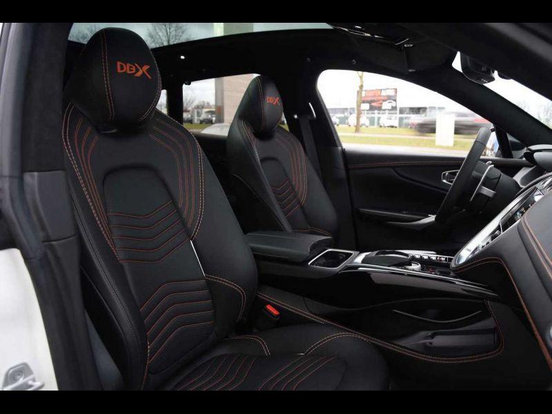 Aston martin DBX 4.0 V8 Bi-Turbo Blanc occasion à BEAUPUY - photo n°5