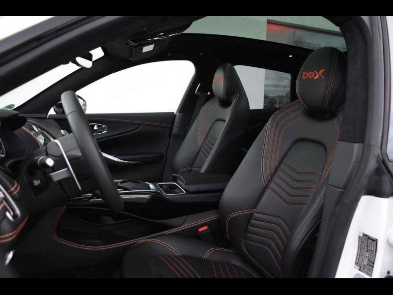 Aston martin DBX 4.0 V8 Bi-Turbo Blanc occasion à BEAUPUY - photo n°4