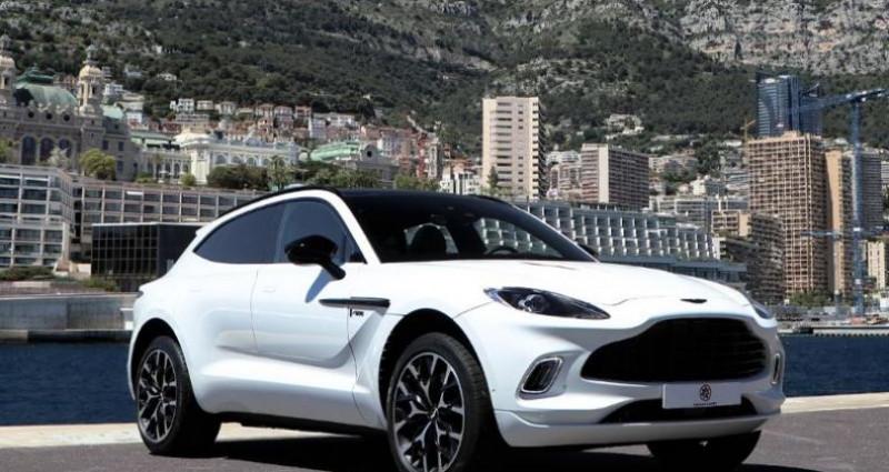 Aston martin DBX 4.0 V8 biturbo 550ch BVA9  occasion à MONACO - photo n°3