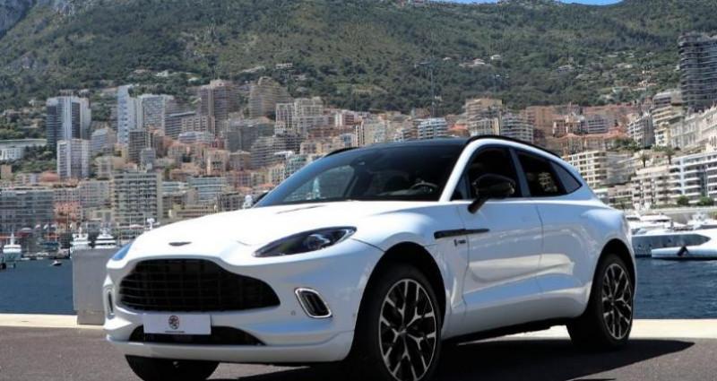 Aston martin DBX 4.0 V8 biturbo 550ch BVA9  occasion à MONACO