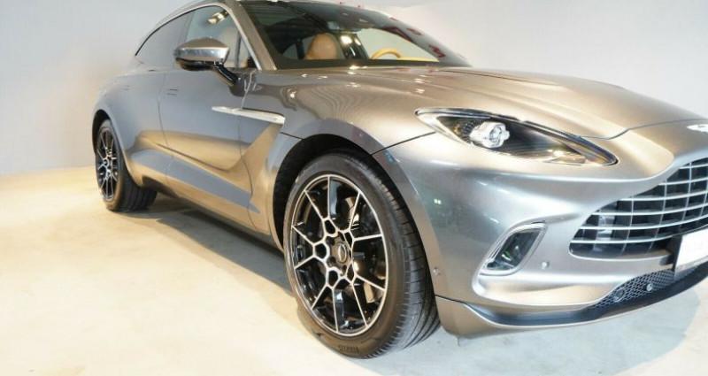 Aston martin DBX V8 4.0L Bi-Turbo Gris occasion à Boulogne-Billancourt - photo n°7