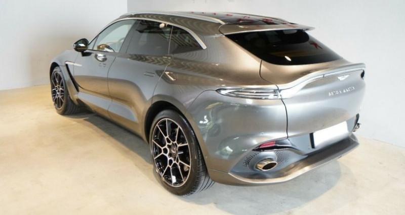 Aston martin DBX V8 4.0L Bi-Turbo Gris occasion à Boulogne-Billancourt - photo n°6