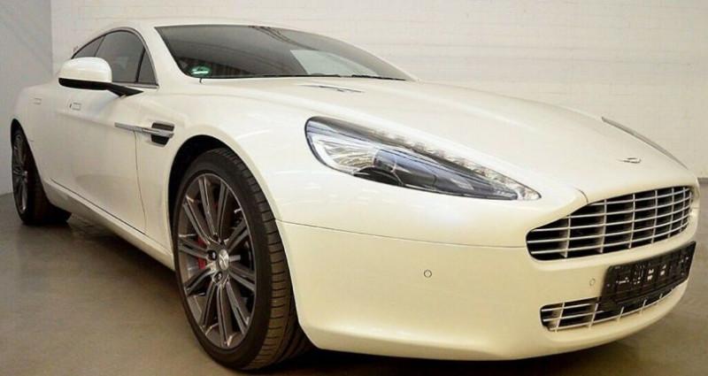 Aston martin Rapide 5.9 477 V12 TOUCHTRONIC Blanc occasion à Saint Patrice