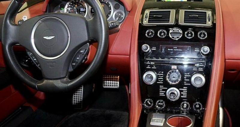 Aston martin Rapide 5.9 477 V12 TOUCHTRONIC Blanc occasion à Saint Patrice - photo n°7
