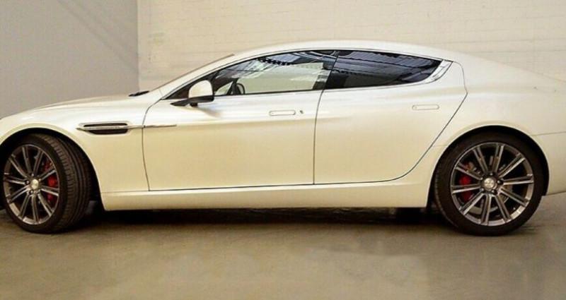 Aston martin Rapide 5.9 477 V12 TOUCHTRONIC Blanc occasion à Saint Patrice - photo n°5