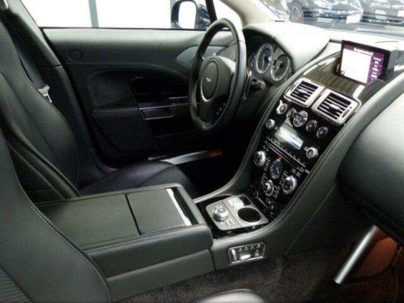 Aston martin Rapide 6.0 V12 Touchtronic 476 CH Noir occasion à BEAUPUY - photo n°5