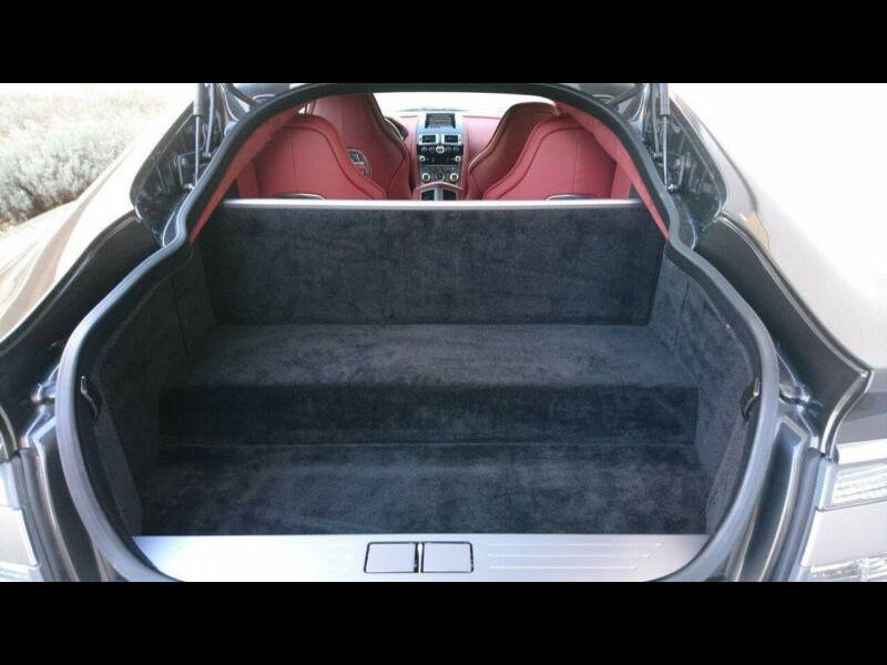 Aston martin Rapide 6.0 V12 Touchtronic 476 CH Gris occasion à BEAUPUY - photo n°7