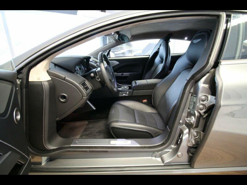 Aston martin Rapide 6.0 V12 Touchtronic 476 CH Gris occasion à BEAUPUY - photo n°5