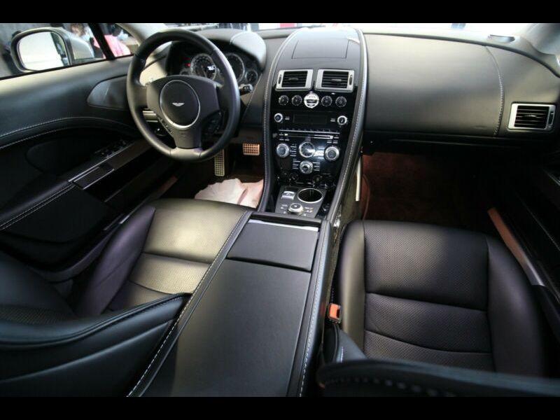 Aston martin Rapide 6.0 V12 Touchtronic 476 CH Gris occasion à BEAUPUY - photo n°2