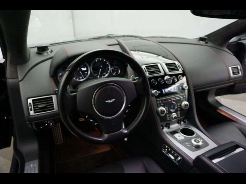 Aston martin Rapide 6.0 V12 Touchtronic 476 CH Noir occasion à BEAUPUY - photo n°2