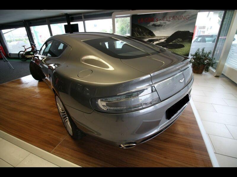 Aston martin Rapide 6.0 V12 Touchtronic 476 CH Gris occasion à BEAUPUY - photo n°9