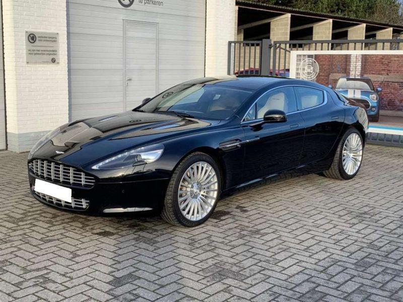 Aston martin Rapide 6.0 V12 Touchtronic 476 CH Noir occasion à BEAUPUY