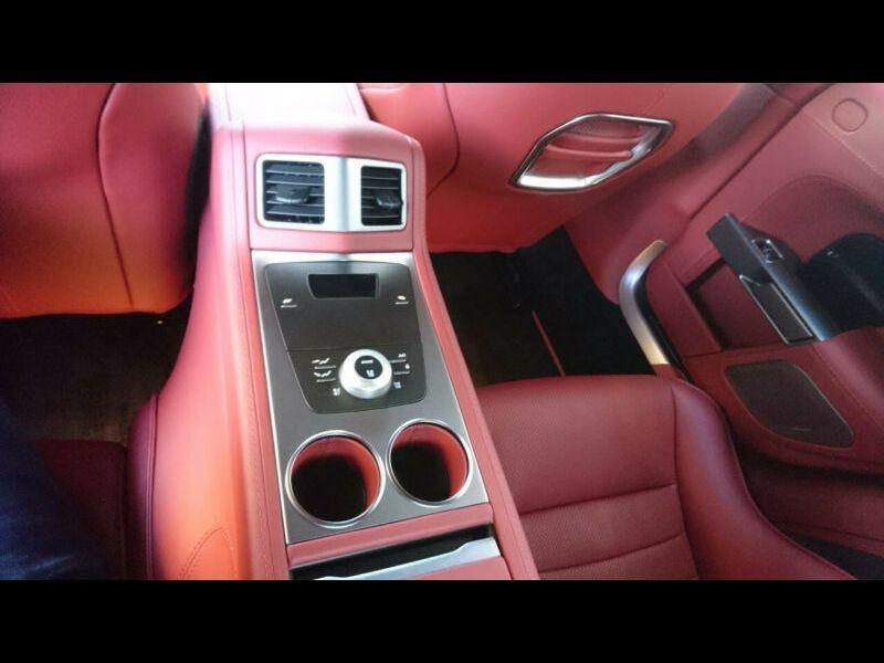 Aston martin Rapide 6.0 V12 Touchtronic 476 CH Gris occasion à BEAUPUY - photo n°6